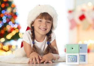 regali di Natale e benessere, con UpSens