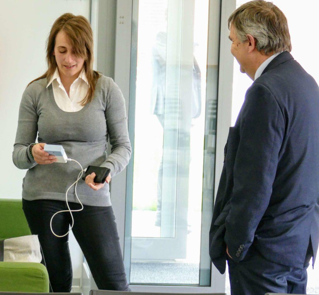 le aziende sono sempre più interessate ai sensori UpSens